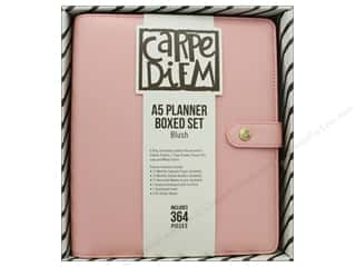 Simple Stories Carpe Diem Beautiful A5 Planner Box Set Blush