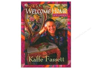 Landauer Kaffe Fassett Welcome Home Book