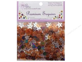 beading & jewelry making supplies: Buttons Galore 28 Lilac Lane Premium Sequins Witch's Brew