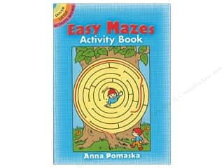 books & patterns: Dover Publications Little Easy Mazes Activity Book