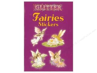 books & patterns: Dover Publications Little Glitter Fairies Stickers Book