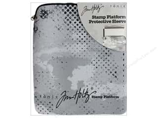 stamps: Tonic Studios Tools Tim Holtz Stamp Platform Zipper Sleeve