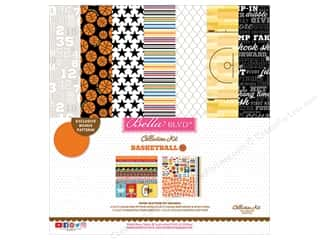 Bella Blvd Basketball Collection Kit 12 in. x 12 in.