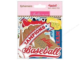 Bella Blvd Baseball Ephemera