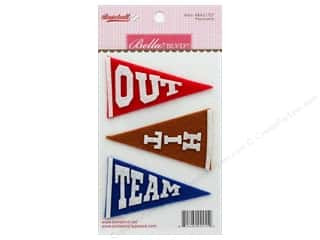 Bella Blvd Baseball Pennants