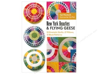 C&T Publishing New York Beauties & Flying Geese Book