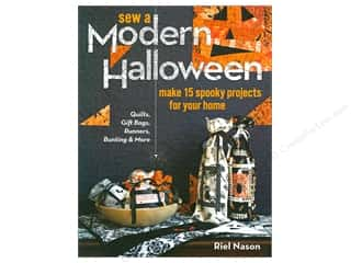 C&T Publishing Sew A Modern Halloween Book