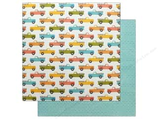 Jillibean Soup Collection Farmhouse Stew Paper 12 in. x 12 in. Hold Your Horses (25 pieces)