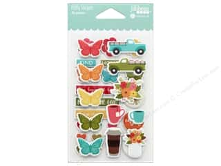 Jillibean Soup Collection Farmhouse Stew Sticker Puffy