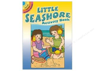 Clearance: Dover Publications Little Seashore Activity Book