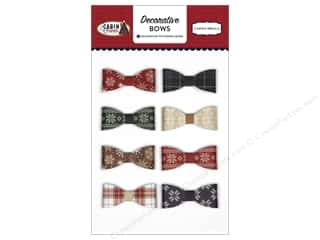 Carta Bella Collection Cabin Fever Deco Bows