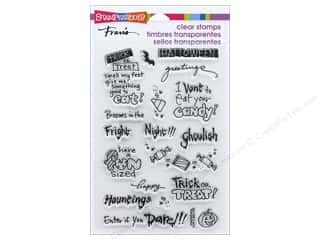 scrapbooking & paper crafts: Stampendous Clear Stamp Tricky Words