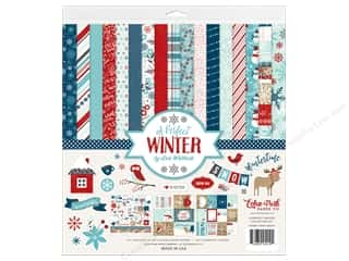 Echo Park A Perfect Winter Kit 12 in. x 12 in.