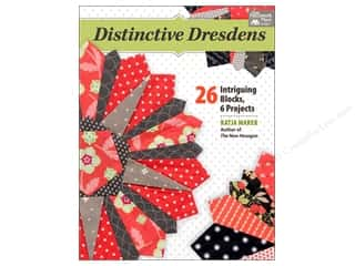 That Patchwork Place Distinctive Dresdens Book Picture