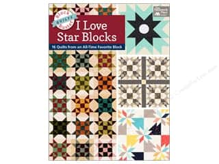 That Patchwork Place Block Buster Quilts I Love Star Blocks Book