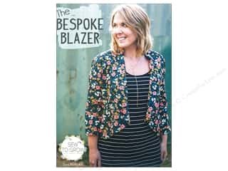 Clearance: Sew To Grow Bespoke Blazer Size XS-4XL Pattern