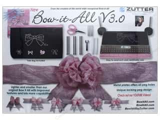 scrapbooking & paper crafts: Zutter Zutter Bow It All Tool V3.0