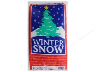 craft & hobbies: FloraCraft Winter Snow 4 Liters