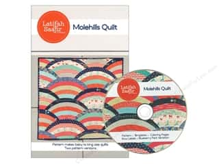 books & patterns: Latifah Saafir Molehills Quilt Pattern