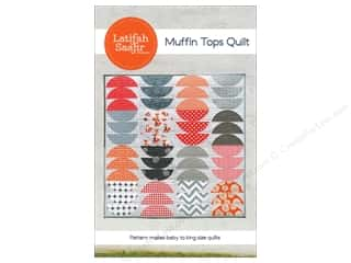 Latifah Saafir Muffin Tops Quilt Pattern