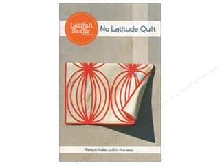 Latifah Saafir No Latitude Quilt Pattern