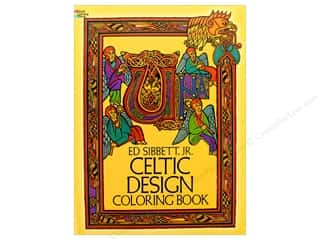 books & patterns: Dover Publications Celtic Design Coloring Book