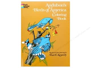 books & patterns: Dover Publications Audubon's Birds Of America Coloring Book