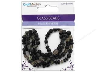 Multicraft Bead Glass Mix 5 Strand Classic