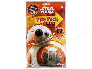 Bendon Coloring Play Pack Star Wars Book