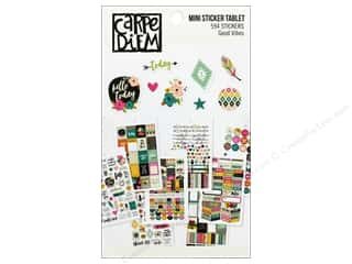 Simple Stories Collection Carpe Diem Good Vibes Mini Sticker Tablet