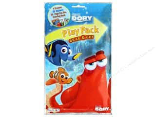 Bendon Coloring Play Pack Finding Dory Book