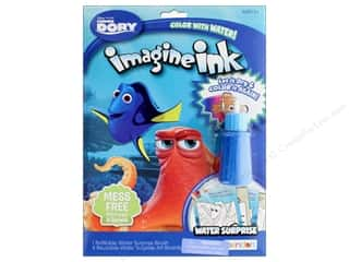 Bendon Imagine Ink Water Surprise Set Finding Dory