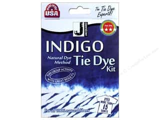 craft & hobbies: Jacquard Tie Dye Kit Indigo