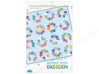 Me and My Sister Designs Double Wide Dresden Pattern