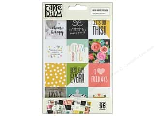 Simple Stories Carpe Diem Planner Sticker Insta Quote