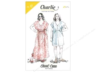 books & patterns: Closet Case Charlie Caftan Pattern