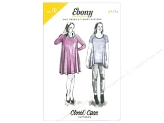 Closet Case Ebony Dress & T-Shirt Pattern