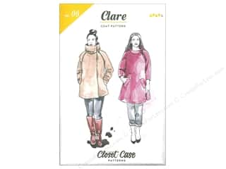 Closet Case Clare Coat Pattern