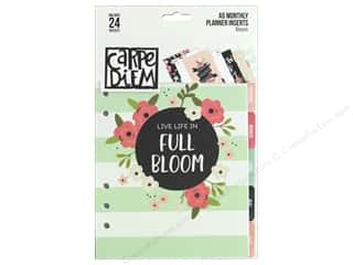 Simple Stories Carpe Diem Bloom A5 Planner Monthly Inserts