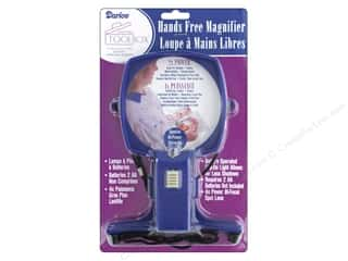 craft & hobbies: Darice Lighted Magnifier Hands Free