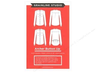books & patterns: GrainLine Studio Archer Button Up Pattern