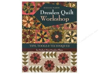 C&T Publishing Dresden Quilt Workshop Book