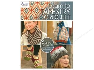 books & patterns: Annie's Learn to Tapestry Crochet Book