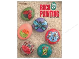 books & patterns: Leisure Arts Rock Painting Book