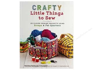 Lark Crafty Little Things to Sew Book