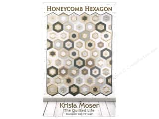 Krista Moser Honeycomb Hexagon Pattern