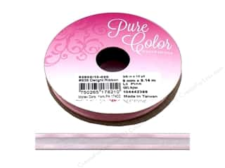 Morex Ribbon Delight 3/8 in. x 10 yd Lt Pink