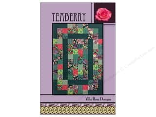Villa Rosa Designs Teaberry Pattern