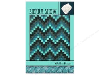 Villa Rosa Designs Sierra Snow Pattern