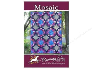 books & patterns: Villa Rosa Designs Running Doe Mosaic Pattern